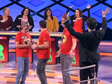 '¡Boom!' se convierte en una fiesta con el hit de Cristina y su Parménides