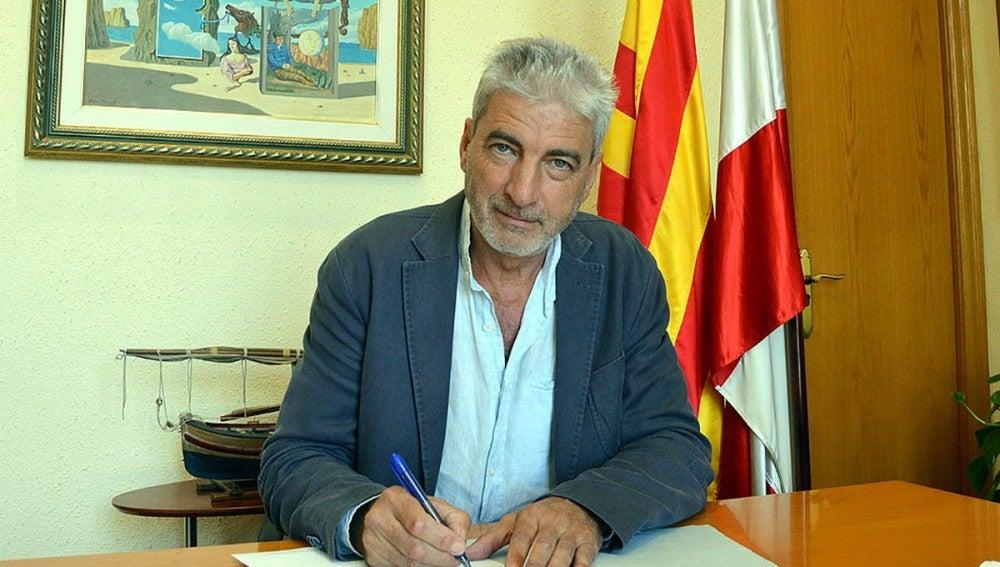 Miquel Lupiáñez, alcalde de Blanes