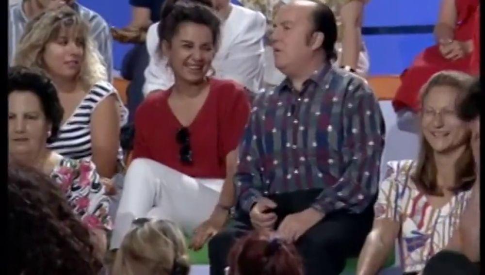 Chiquito de la Calzada, así fue su debut televisivo en Antena 3