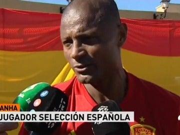 """Catanha manda un mensaje a Piqué: """"Para ponerse esta camiseta hay que tener un sentimiento"""""""