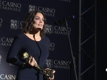 Mónica Carrillo y Helena Resano, premiadas con la Antena de Oro 2017