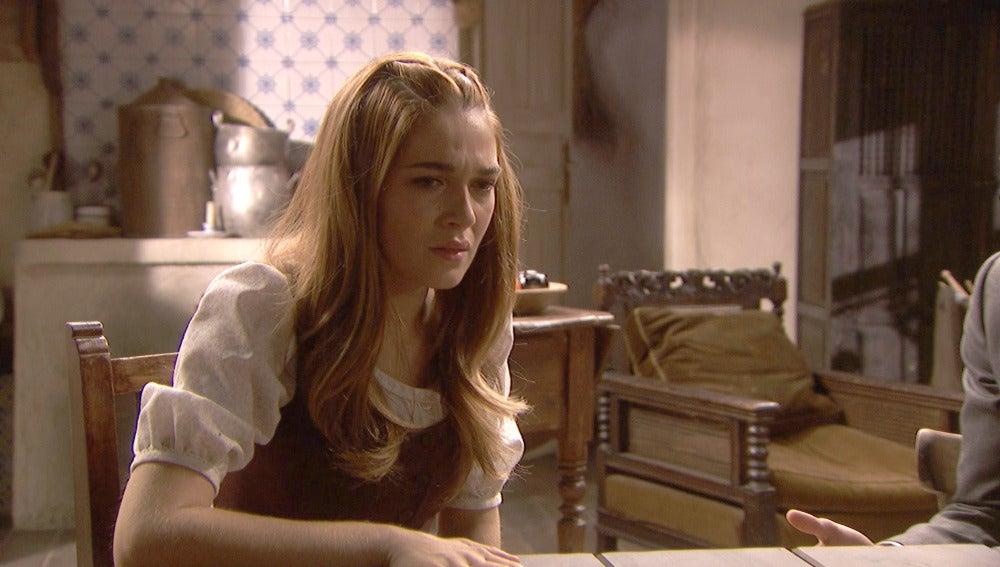 Julieta, obligada a amar a otro hombre por salvar a Saúl