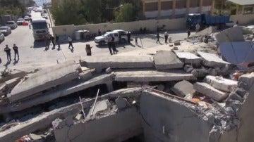 Más de 300 muertos por un terremoto de magnitud 7,3 en la frontera entre Irak e Irán