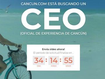 Oferta de trabajo en Cancún
