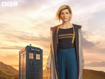 Primera imagen oficial de Jodie Whittaker en 'Doctor Who'