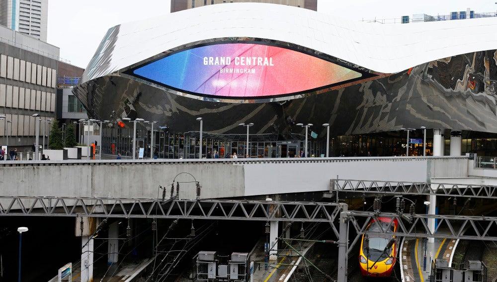 Estación de Birmingham New Street