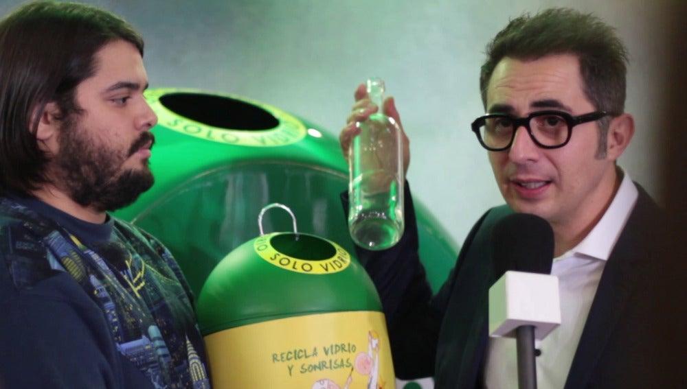 Berto Romero en Madrid Premiere Week