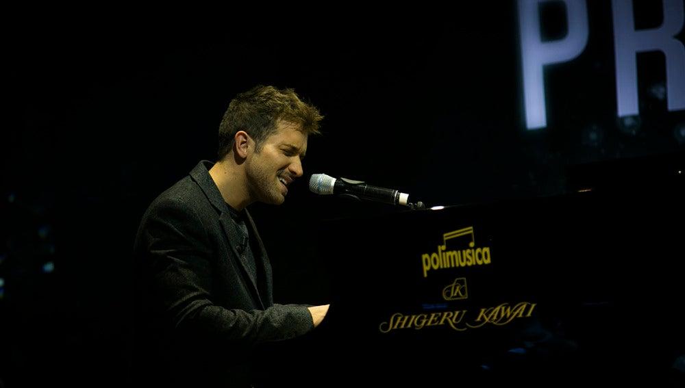 Un emocionado Pablo Alborán canta 'Prometo', en directo en 'El Hormiguero 3.0'