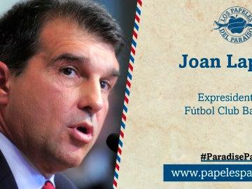 Joan Laporta