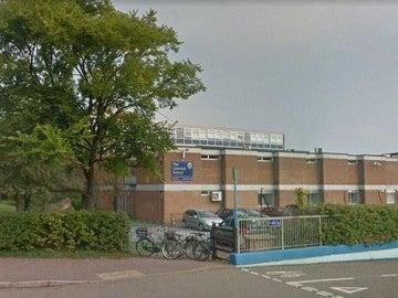 Centro escolar en Oxfordshire el que ha ocurrido