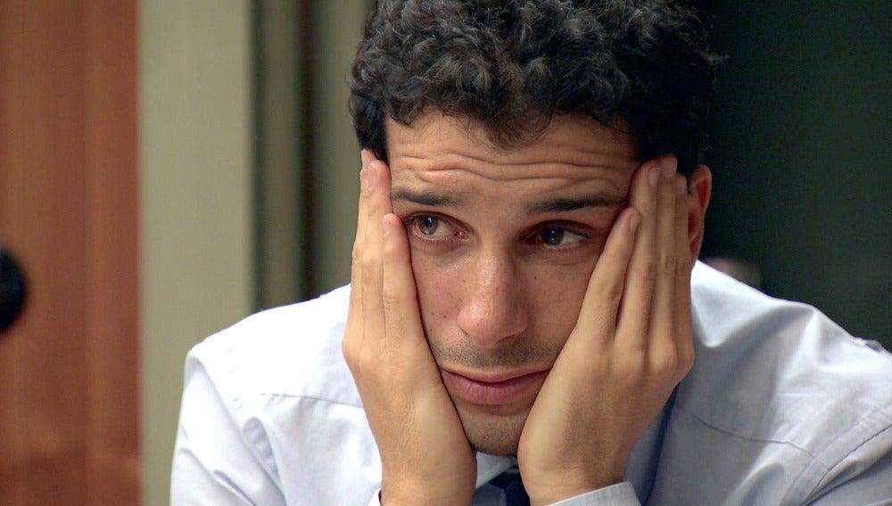 """La confesión más dura de Ignacio: """"He perdido a la mujer que quiero y a mi mejor amigo"""""""