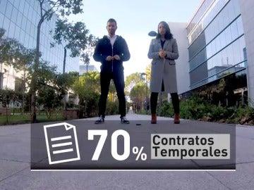 El gobierno apuesta por un nuevo contrato temporal