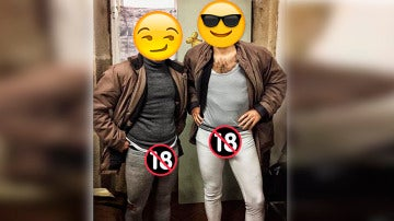 Los actores de 'Fariña' que presumen de 'paquete'