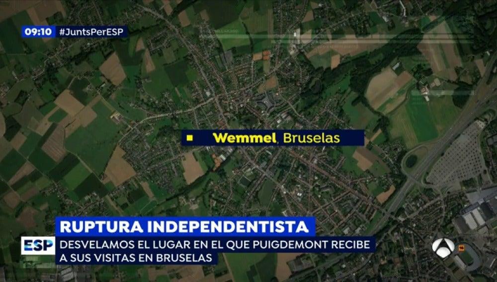 EP puigdi bruselas