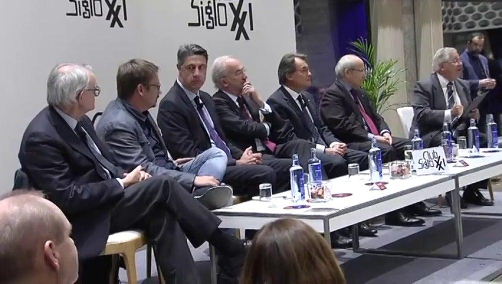 """Artur Mas asegura que el objetivo de la independencia sigue """"perfectamente vigente"""""""