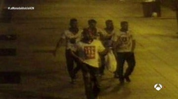 El grupo de 'La Manada'