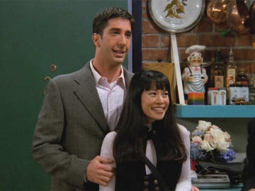 Lauren Tom en 'Friends'