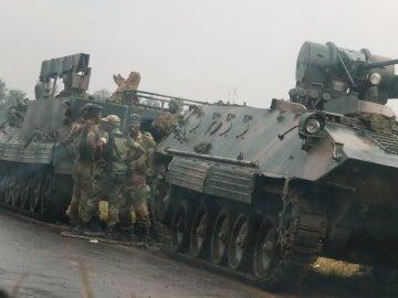 Militares de Zimbabue