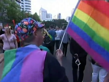 Australia espera legalizar las bodas gays antes de Navidad