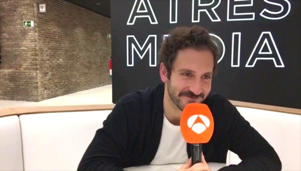 """Álex Gadea: """"Tristán Ulloa y Puente Viejo formarán parte de mi vida para siempre"""""""