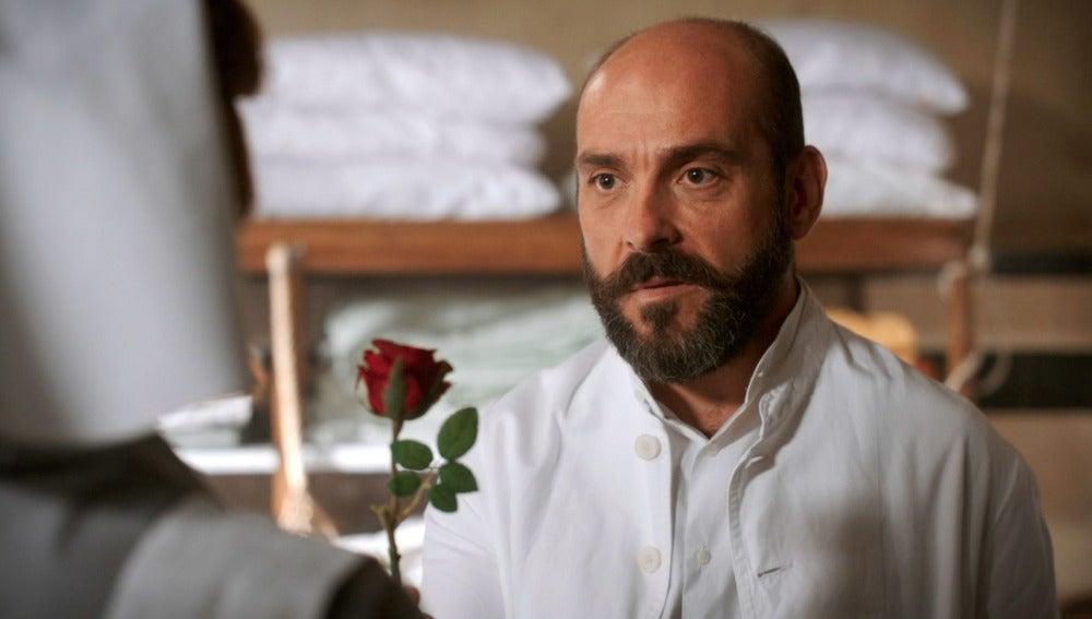 Guillermo pide matrimonio a Verónica
