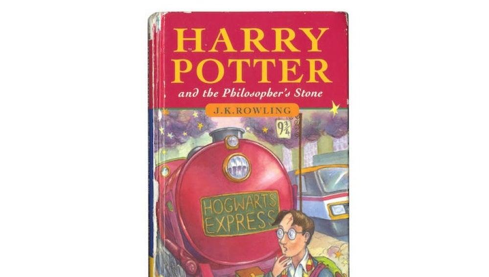 Una primera edición de Harry Potter vendida por cifra récord de 118.000 euros