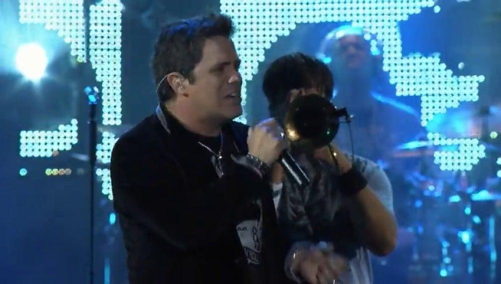 """Alejandro Sanz recibe hoy el premio Grammy Latino """"Persona del año 2017"""""""