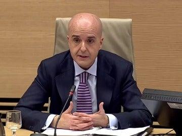 El inspector del BE declara que la unión con Bancaja llevó a la quiebra a Caja Madrid