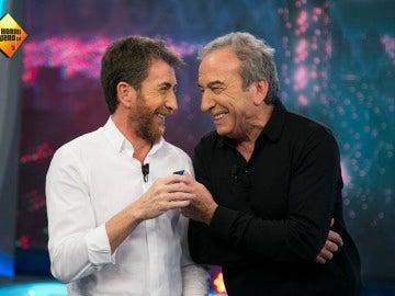 José Luis Perales ayuda a Pablo Motos a regalar 6.000 euros a una seguidora de 'El Hormiguero 3.0'