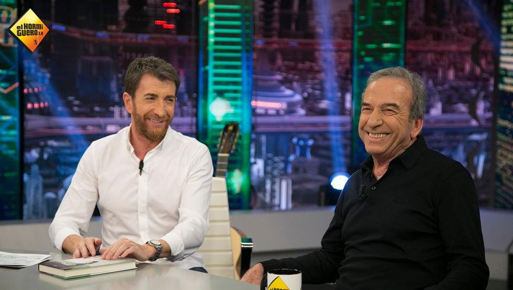José Luis Perales cuenta en 'El Hormiguero 3.0' la historia que le une con Gabriel García Márquez