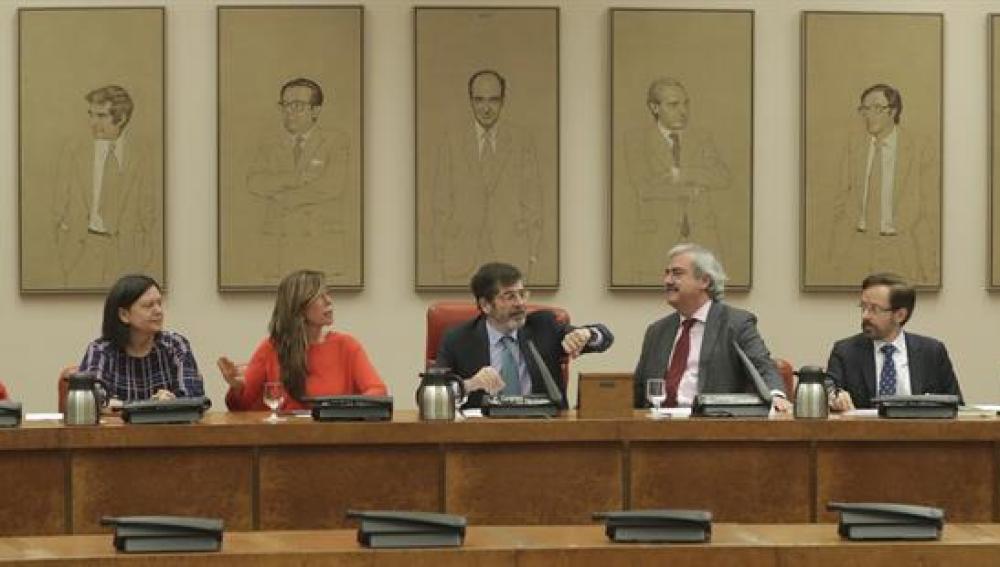 Integrantes la comisión territorial
