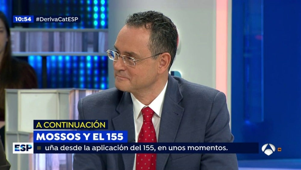 Antena 3 tv pedro ba os un nacionalismo para triunfar - Pedro banos libros ...