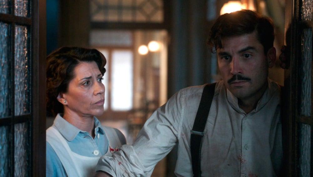 """Fidel se lamenta: """"Para Julia solo seré el médico que no supo salvar la vida de su hermano"""""""