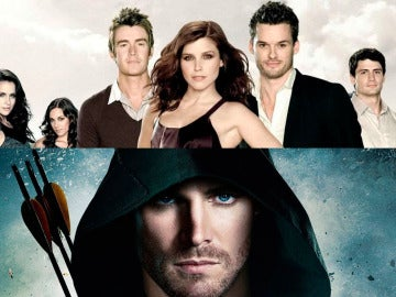 'One tree hill' y 'Arrow'