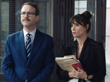 Julián y Andrea, miembros del Ministerio