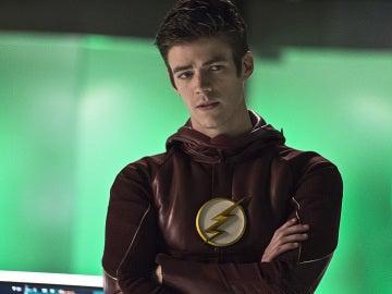 Grant Gustin en 'The Flash'