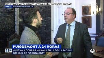 EP decano flamenco