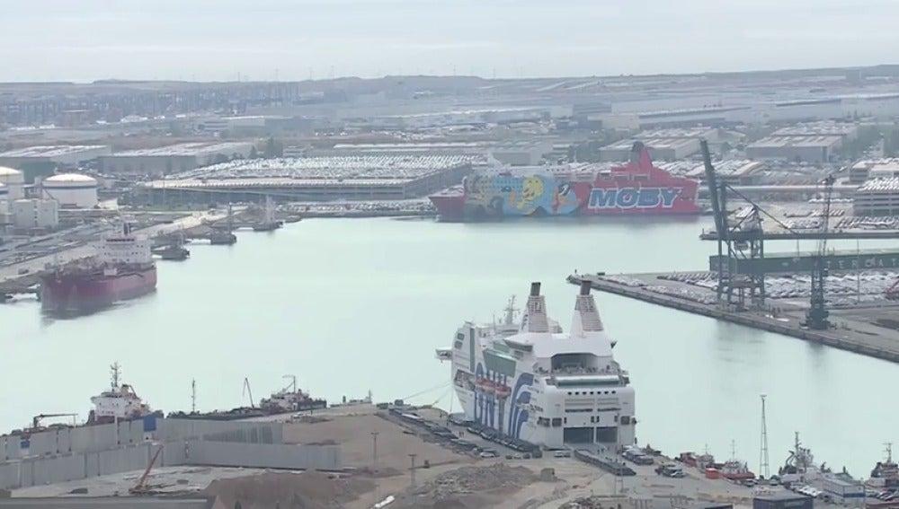 REEMPLAZO | El crucero policial amarrado en Tarragona conocido como 'Piolín' zarpará antes del sábado