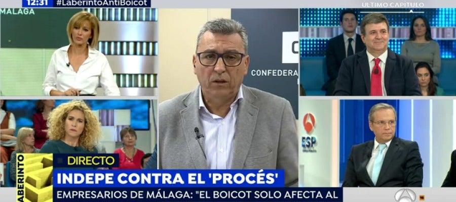 Antena 3 tv si una empresa tiene un nombre muy catal n for Antena 3 espejo publico hoy