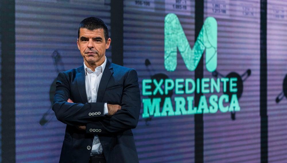 Manuel Marlasca al frente de Expediente Marlasca
