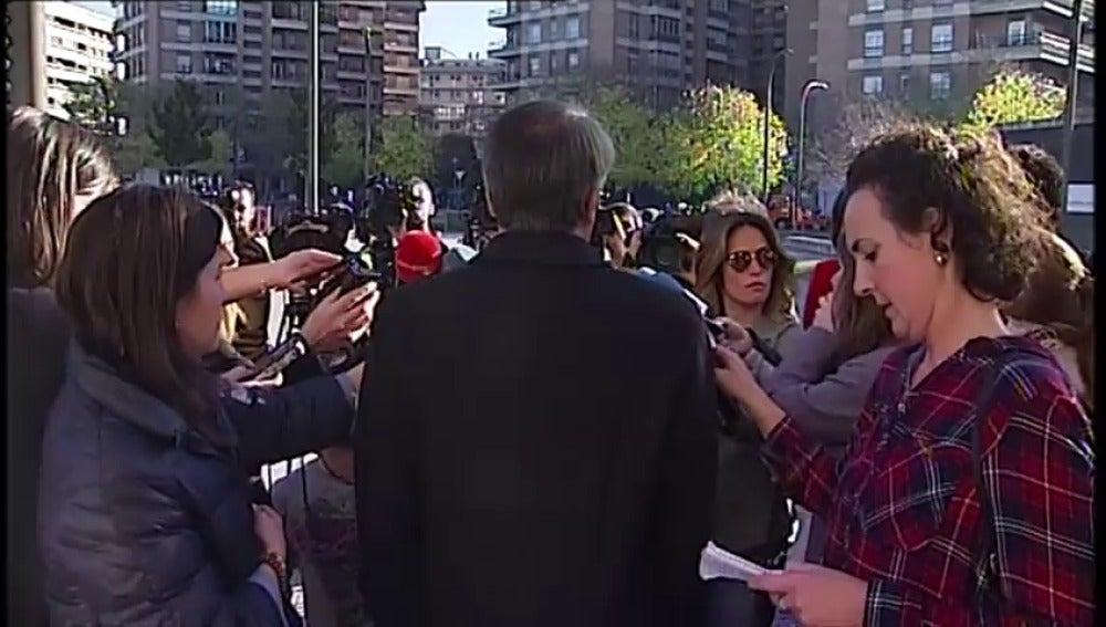 """Duelo entre abogados del juicio a """"La Manada"""""""