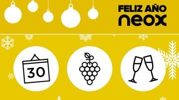 ¿Quién crees que dará las campanadas en 'Feliz Año Neox'?