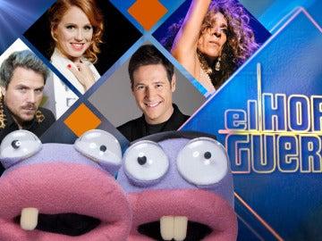 Dani Martín, Carlos Latre, Rosario y María Castro se divertirán la próxima semana en 'El Hormiguero 3.0'