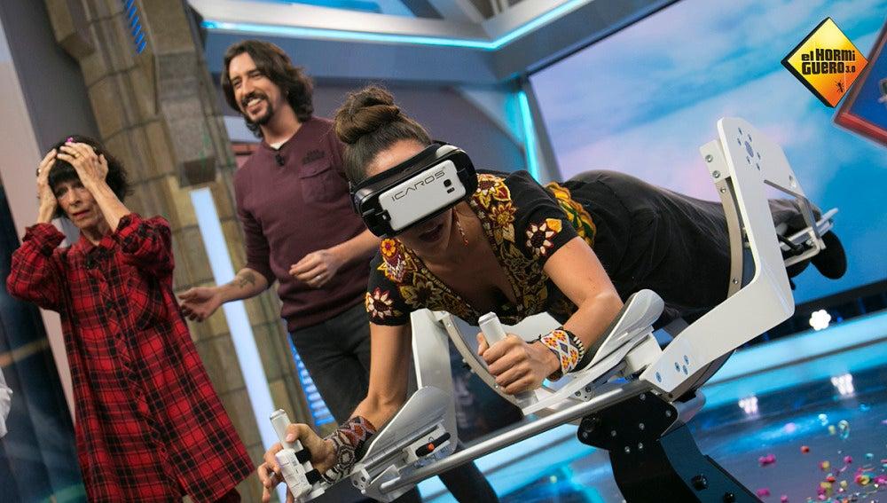 Descubre lo último en tecnología para hacer ejercicio en realidad virtual
