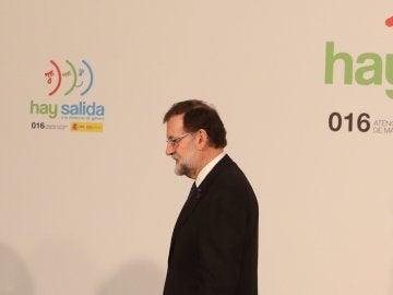 Rajoy, en el acto contra la Violencia de género