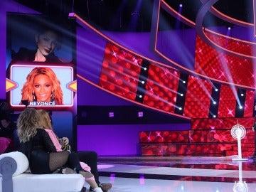 Beyoncé, David Bowie y Nicky Jam, entre las imitaciones de altura de la décima gala de 'Tu cara me suena'