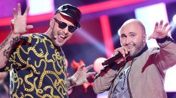 David Amor se vuelve de 'Sangre caliente' para cantar junto a Kiko Rivera