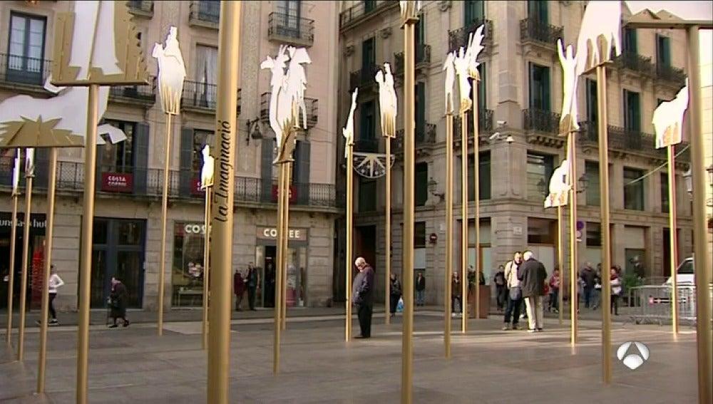 Belén en Barcelona