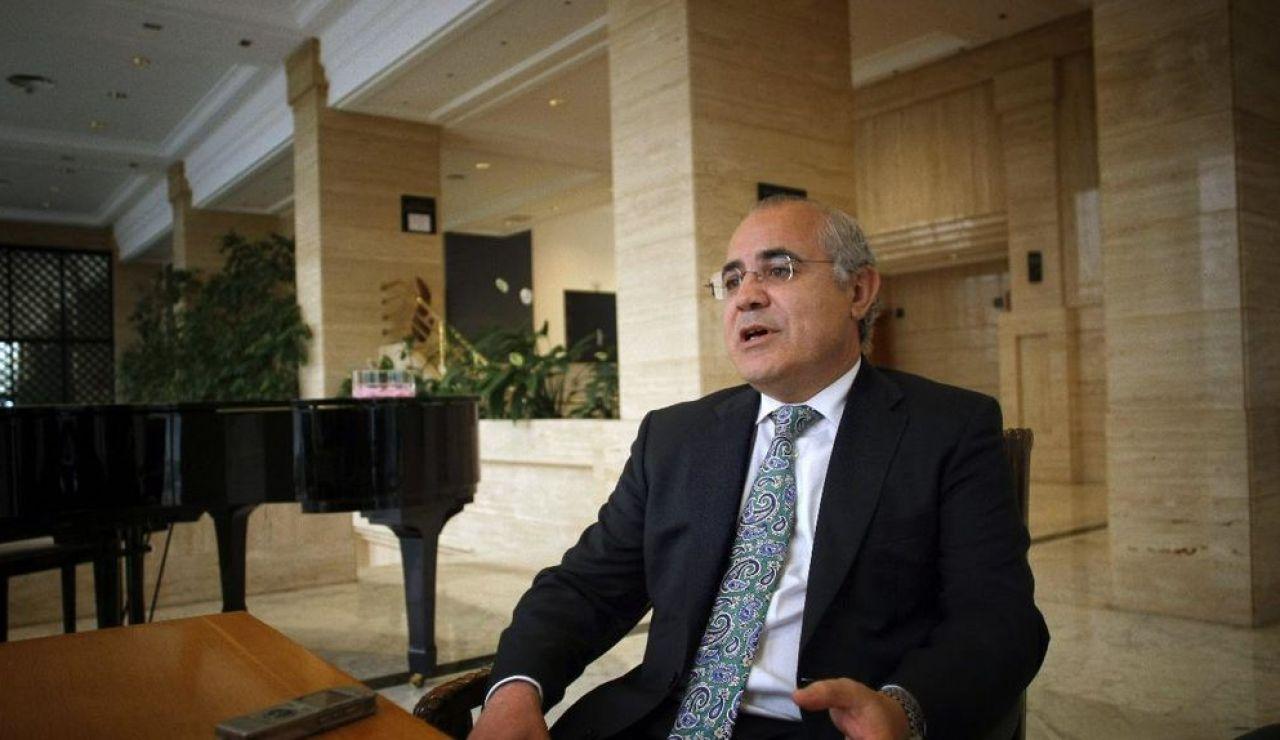 El magistrado del Supremo Pablo Llarena en una imagen de archivo
