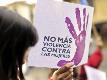 Imagen de archivo contra la violencia de género